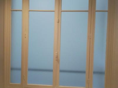 Rénovation fenêtre vitrage granité